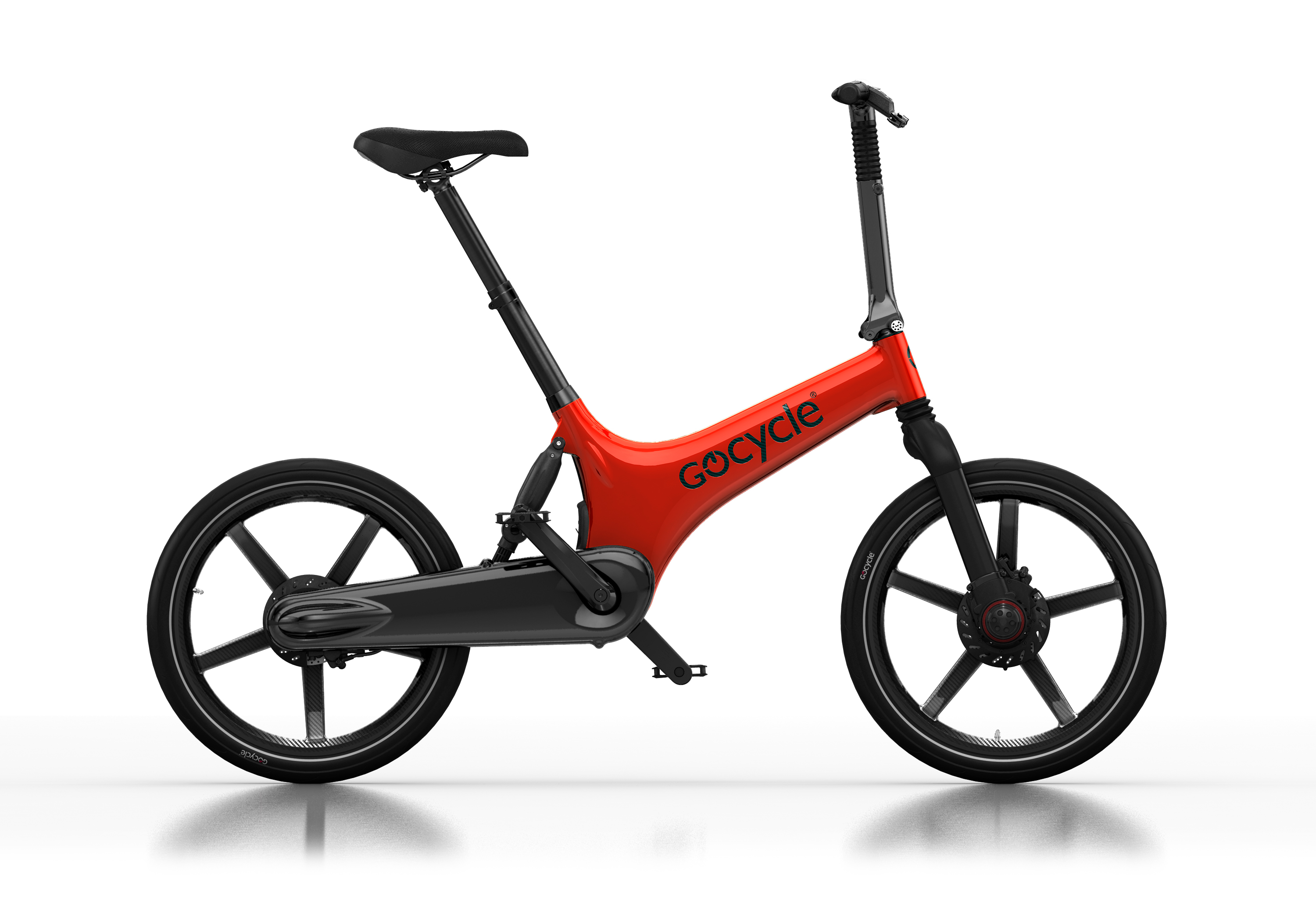 Gocycle G3C rdeč
