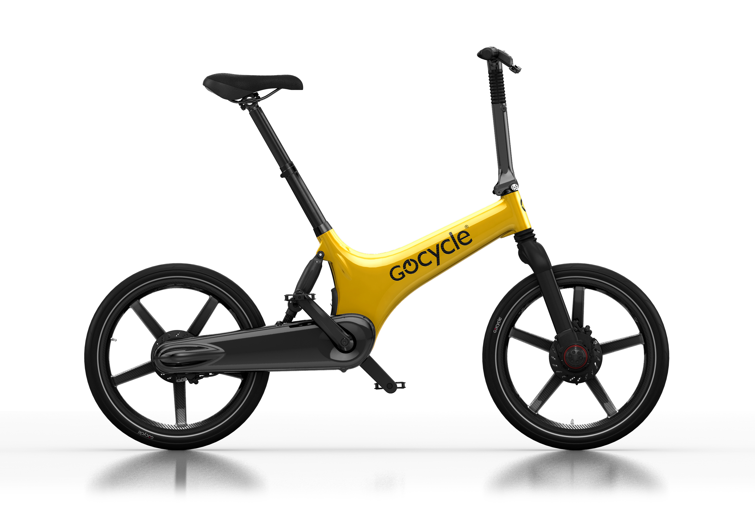 Gocycle G3C rumen