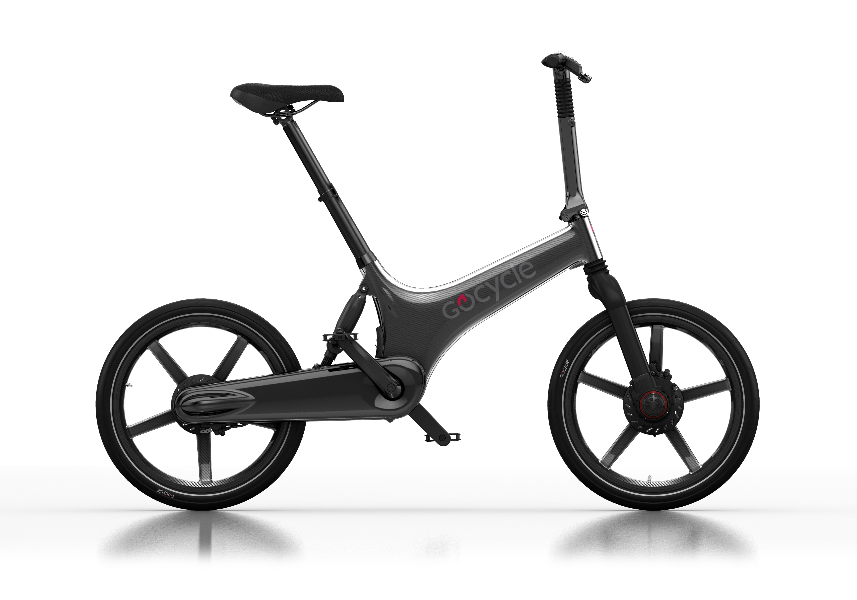 Gocycle G3C črn