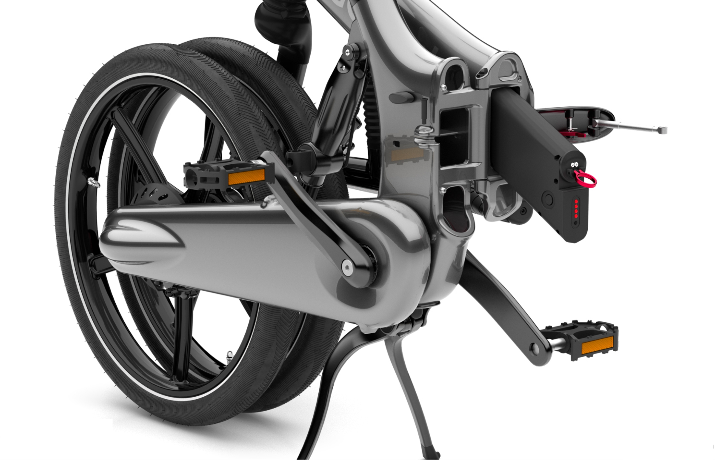 Gocycle G3 Kickstand nosilec