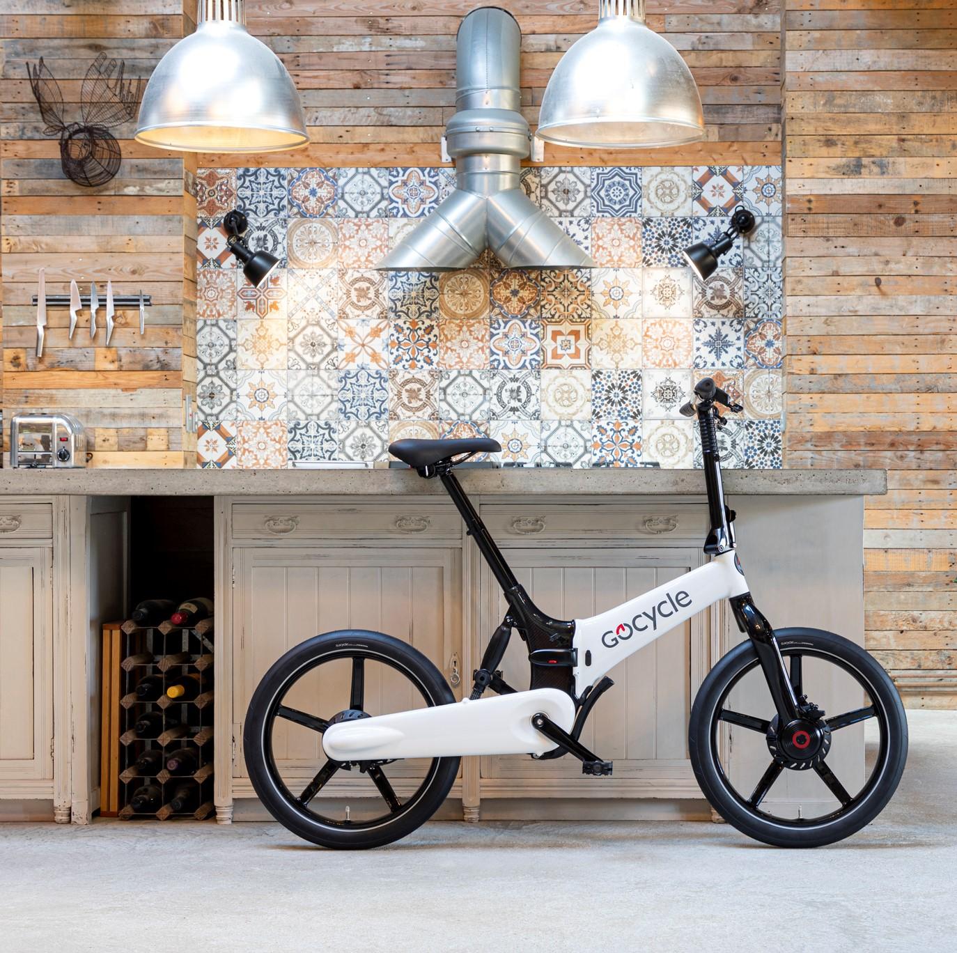 Ne odlašajte z nakupom električnega kolesa Gocycle G4