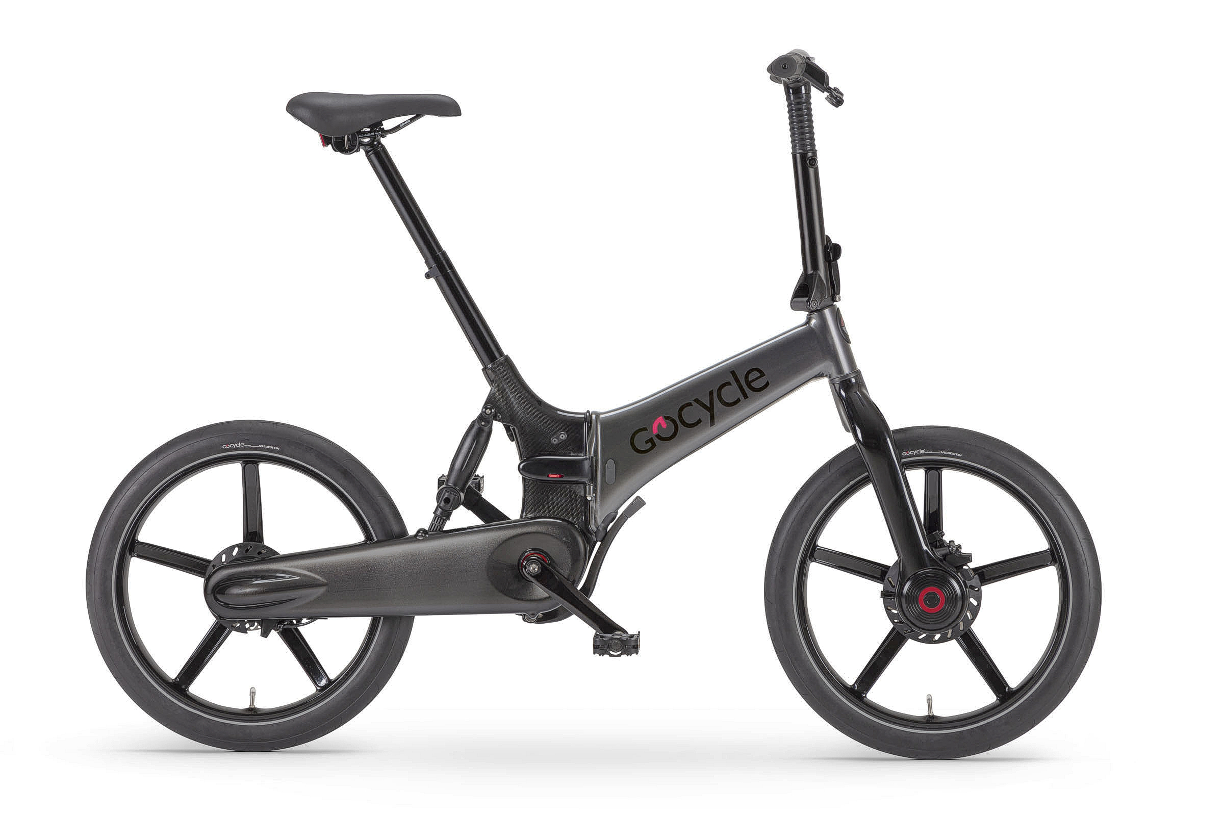 Gocycle G4i metalno siva